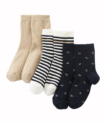 Jungen-Socken im 3er-Set