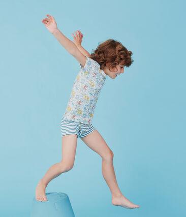 5er-Set Boxershorts aus Baumwolle für kleine Jungen