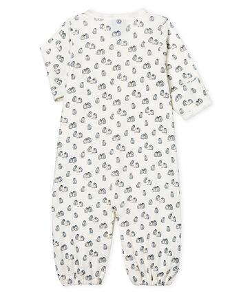 Kombi-Overall aus Rippstrick für Babys