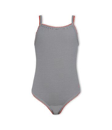 Einteiliger Badeanzug für Mädchen