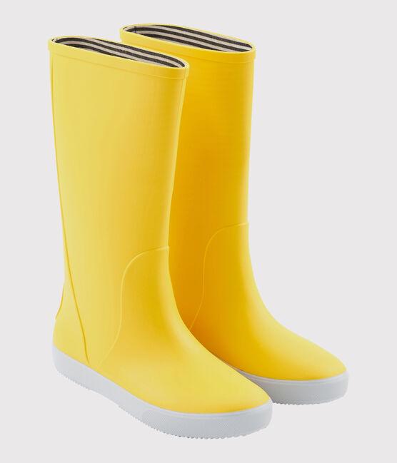 Regenstiefel gelb Jaune