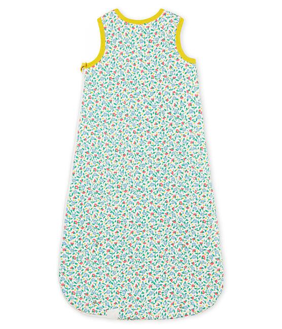 Kompakter Baby-Schlafsack aus Doppeljersey weiss Marshmallow / weiss Multico