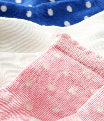 3er-Set Babystrümpfe Mädchen lot .