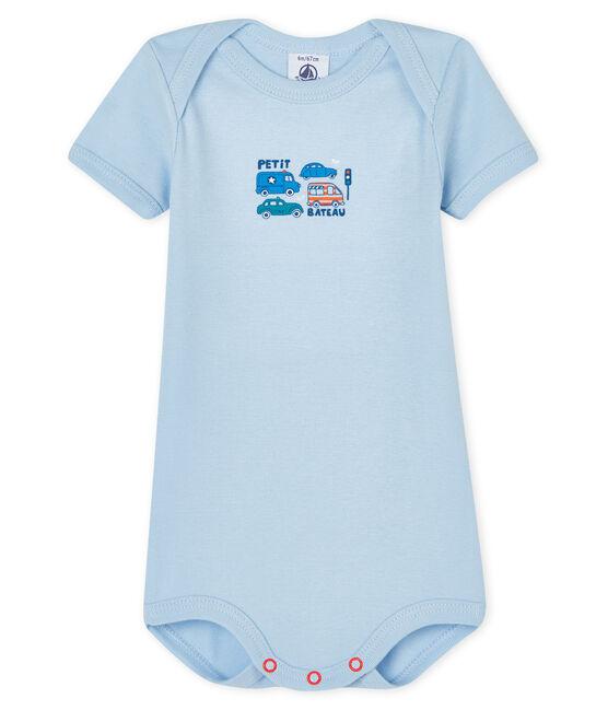 Langärmliger Baby-Body für Jungen-Mädchen JASMIN