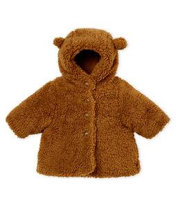 Baby-Sherpa-Mantel für Mädchen