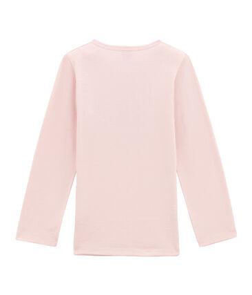 Mädchen-Langarmshirt