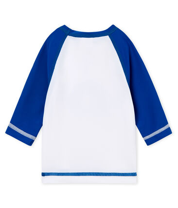 Langärmeliges sonnenschutz-baby-t-shirt unisex
