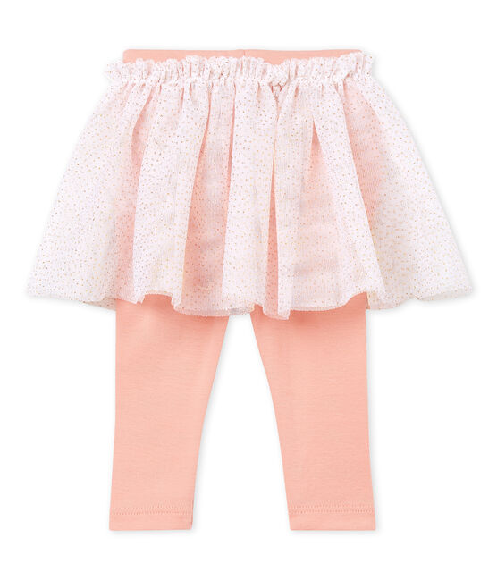 Baby-jeggingrock mädchen rosa Rosako / rosa Copper