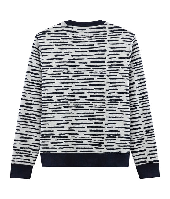 Sweatshirt in Kooperation mit Jean Jullien MARSHMALLOW/DASH