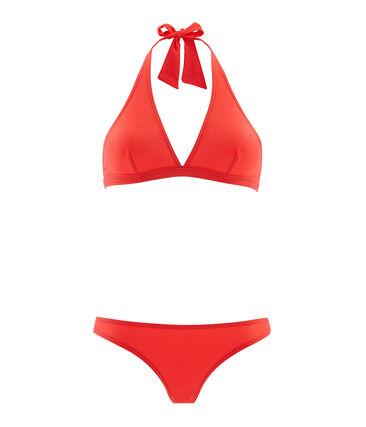 2-Teiliger badeanzug damen rosa Groseiller