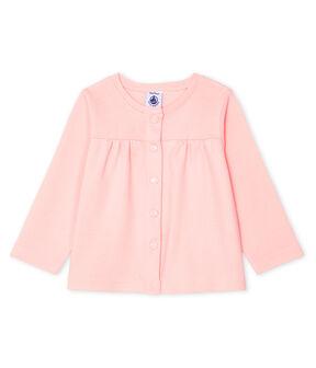 Baby-Mädchen-Cardigan rosa Minois