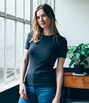 damen-kurzarmshirt