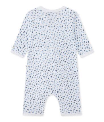 Baby-Mädchen-Strampler ohne Fuß.
