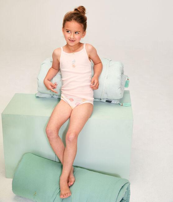 Set mit 5 Unterhosen für kleine Mädchen | Petit Bateau
