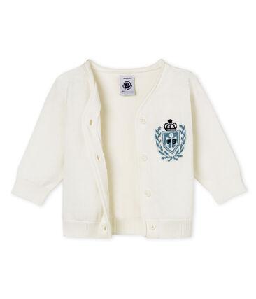 Baby-cardigan aus baumwolle jungen