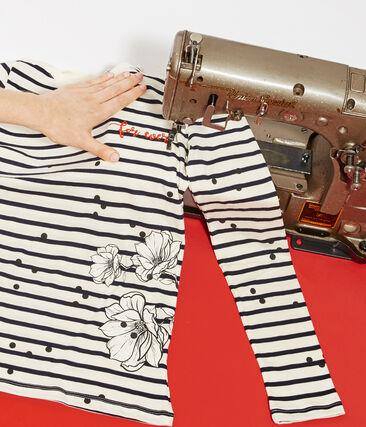 Gestreiftes T-Shirt für Damen
