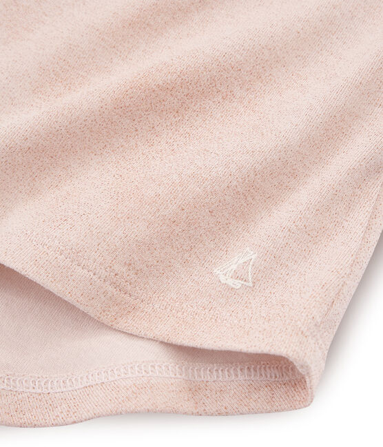 Kinder Tanktop Mädchen rosa Pearl / rosa Copper