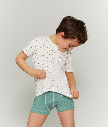 2er-Set kurzärmlige T-Shirts für kleine Jungen lot .