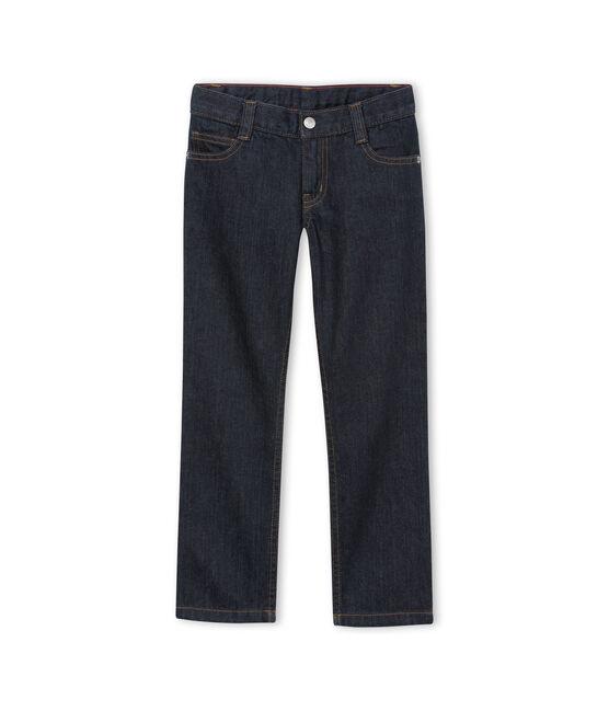 Kinderhose Jungen blau Jean