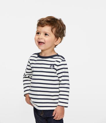 Ikonisches Baby-Streifenshirt unisex