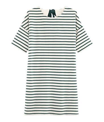 Kurzärmliges Kleid für Damen