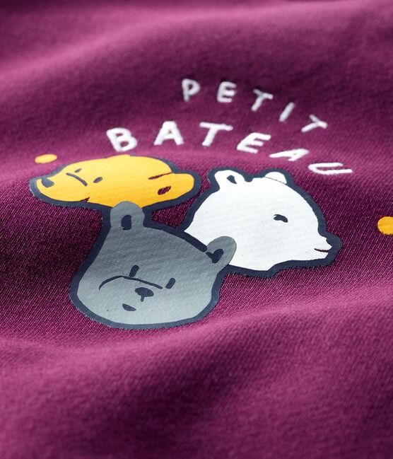 Gemustertes Baby-Sweatshirt für Jungen CEPAGE