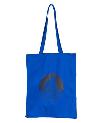Wasserabweisende Damen-Shopping-Tasche in Uni