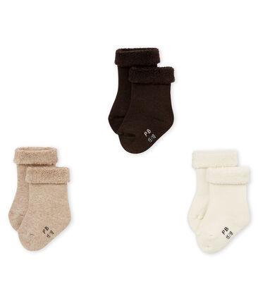 Unisex Baby Socken im 3er-Set