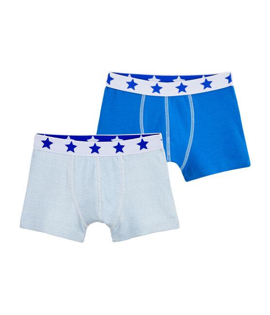 Duo Boxershorts für kleine Jungen lot .
