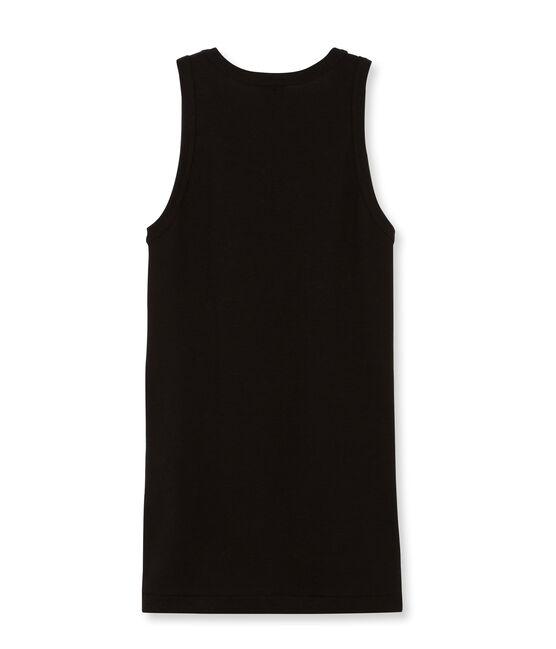 Ikonisches Tanktop für Damen schwarz Black