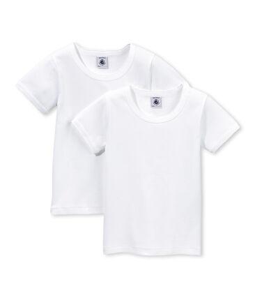2er-Set kurzärmlige T-Shirts für Mädchen