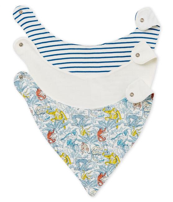 3er-Set Baby-Lätzchen aus Baumwolle für Jungen lot .