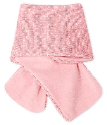 Baby-Schal, unisex mit Fleecefutter