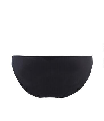 Bikini-Höschen schwarz Noir