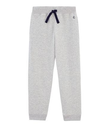 Molton-Hose für Jungen