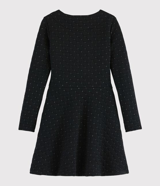Damenkleid NOIR/ARGENT