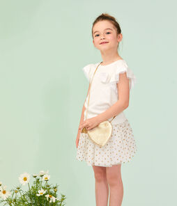 Täschchen für Mädchen gelb Dore