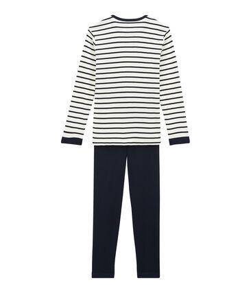 Samt-Pyjama für Jungen