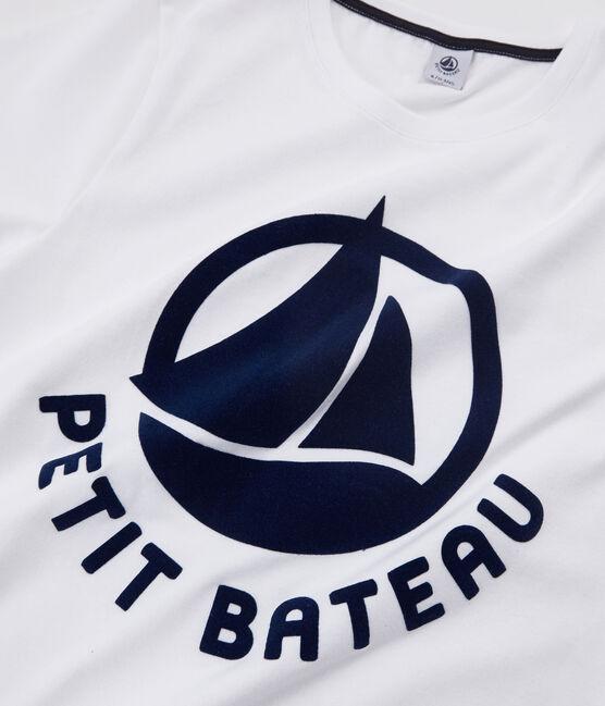 Kurzärmeliges Unisex-T-Shirt für Erwachsene, beflockt lot .