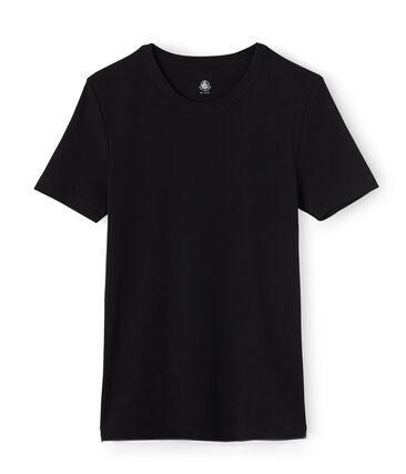 Herren-T-Shirt schwarz Noir