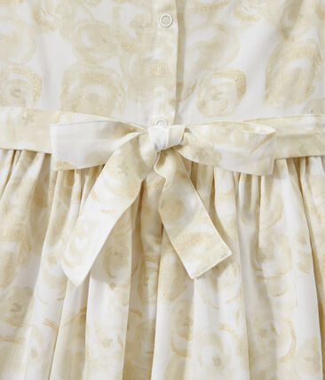 Ärmelloses Mädchen-Kleid mit Print