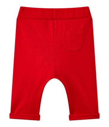 Einfarbige Baby-Mädchen-Hose