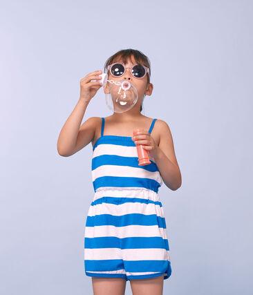 Kinder-Kurzoverall Mädchen