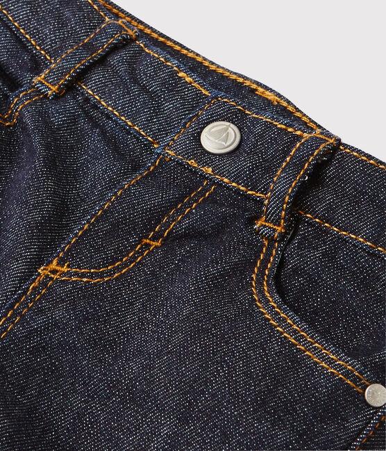 Baby-Slim Fit-Hose für Jungen aus Jeans JEAN