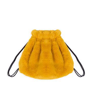 Kinder-Rucksack Mädchen gelb Boudor