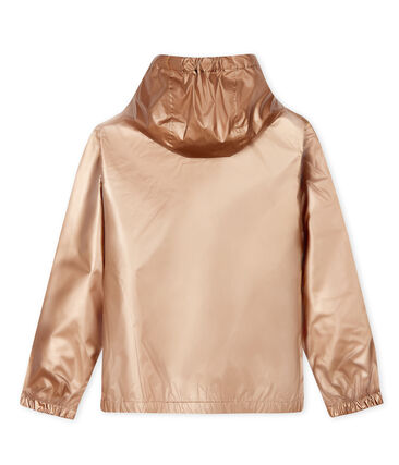 Winddichte Kinderjacke Unisex rosa Copper
