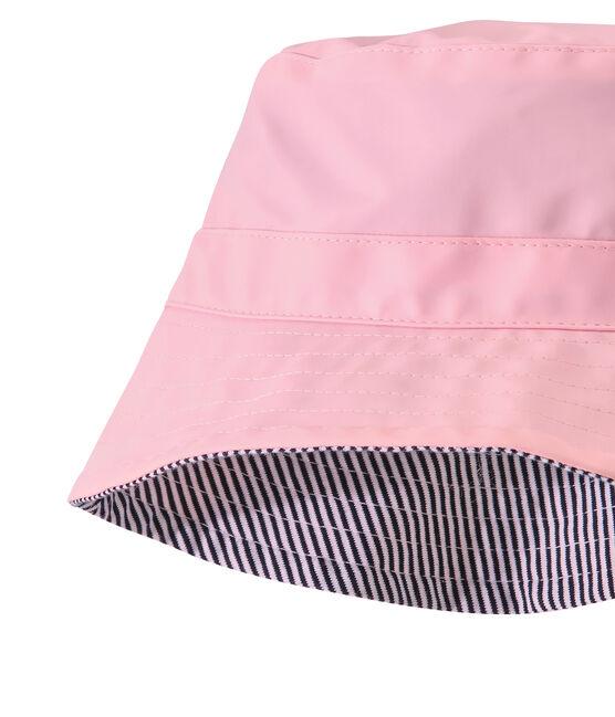 Regenmütze « Bob » rosa Babylone