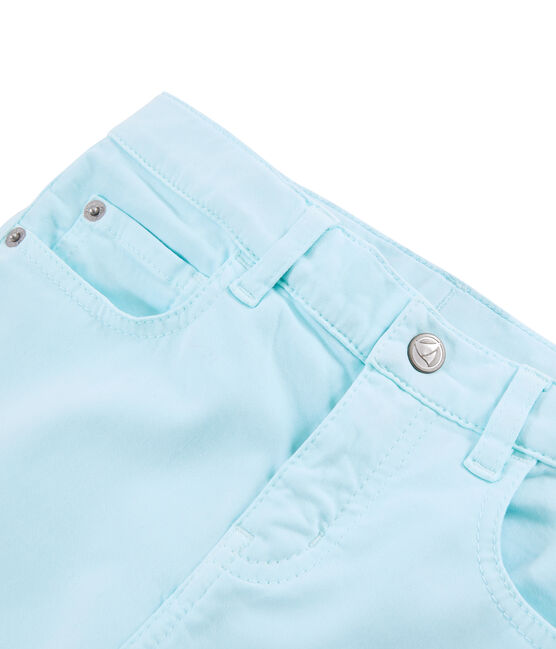 Mädchenhose blau Glacis