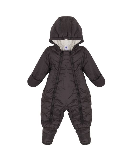 Baby-Fliegeroverall unisex grau Capecod