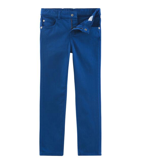 Kinderhose für Jungen blau Limoges